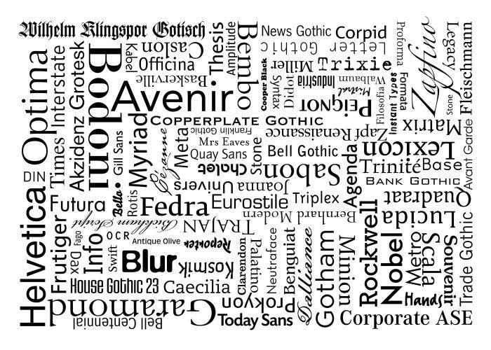 Fonts (2)