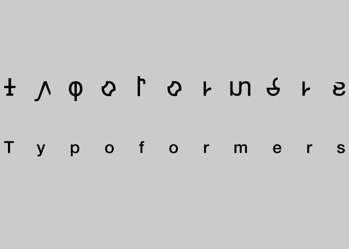 Typoformers